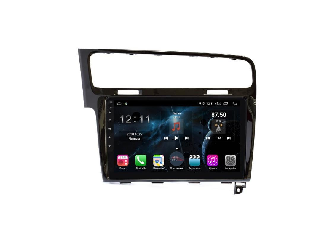 Штатная магнитола FarCar s400 для VW Golf 7 на Android (H257R) (+ Камера заднего вида в подарок!)
