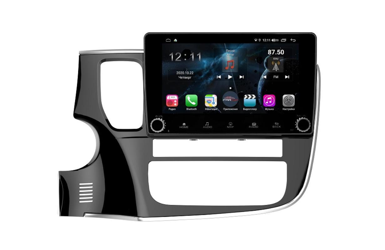 Штатная магнитола FarCar s400 для Mitsubishi Outlander на Android (H1006RB) (+ Камера заднего вида в подарок!)