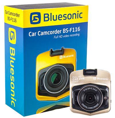 Видеорегистратор Bluesonic BS-F116 bluesonic bs f115