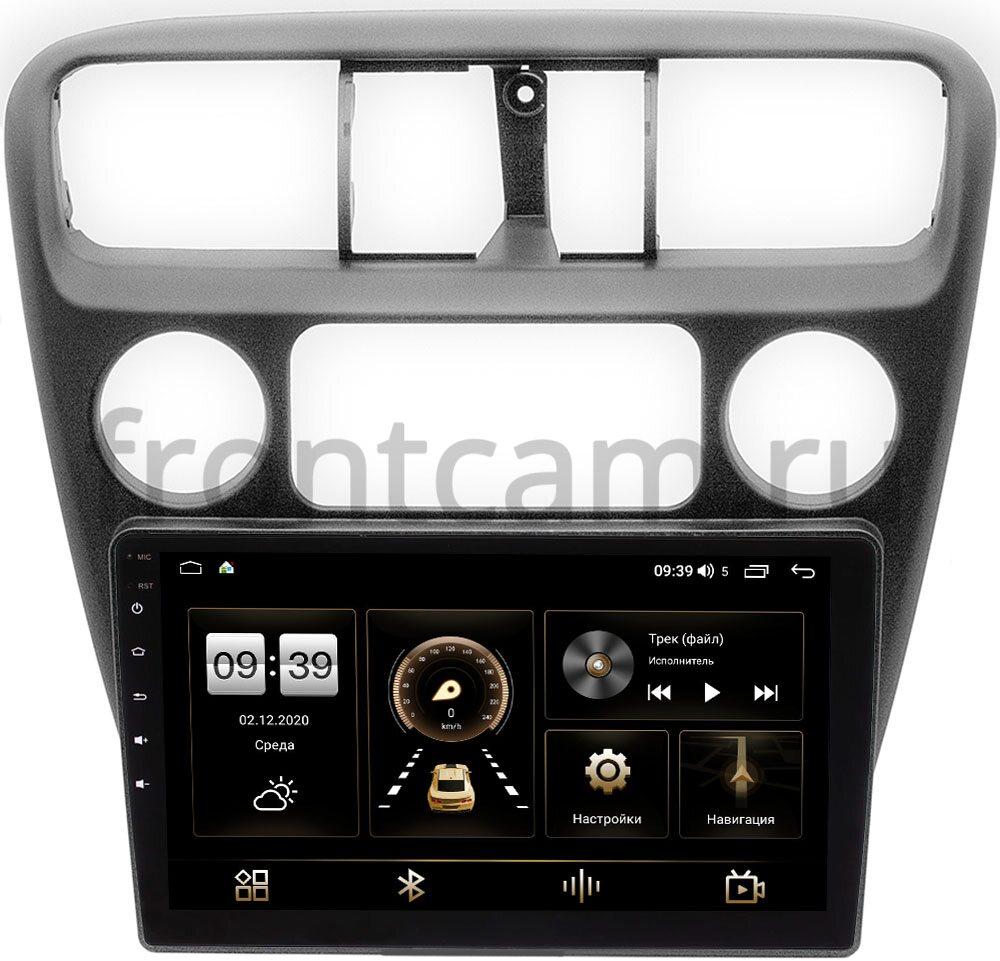 Штатная магнитола LeTrun 4166-9-299 для Honda Accord 6 (VI) 1997-2002 на Android 10 (4G-SIM, 3/32, DSP, QLed) (+ Камера заднего вида в подарок!)