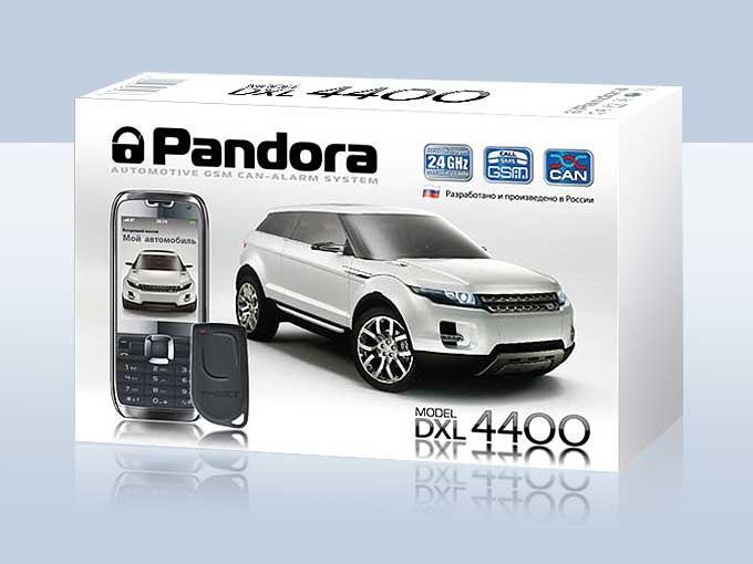 Автосигнализация Pandora DXL 4400 Auto CAN+GSM принт картридж phaser 6125n пурпурный 1000 отпечатков 106r01336