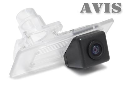 CCD штатная камера заднего вида с динамической разметкой AVIS Electronics AVS326CPR (#024) для HYUNDAI ELANTRA V (2012-...) KIA CEED SW III