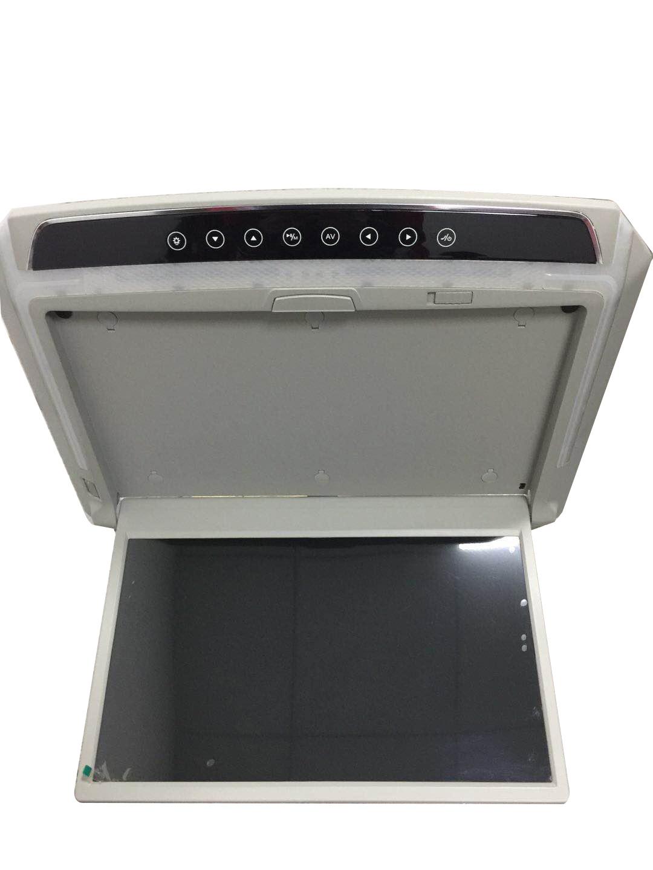 Автомобильный потолочный монитор 14 со встроенным HD медиаплеером FarCar-Z012 (серый)