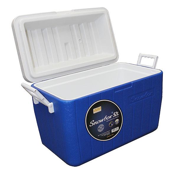 Контейнер изотермический Camping World Snowbox 52 л, (цвет - синий)
