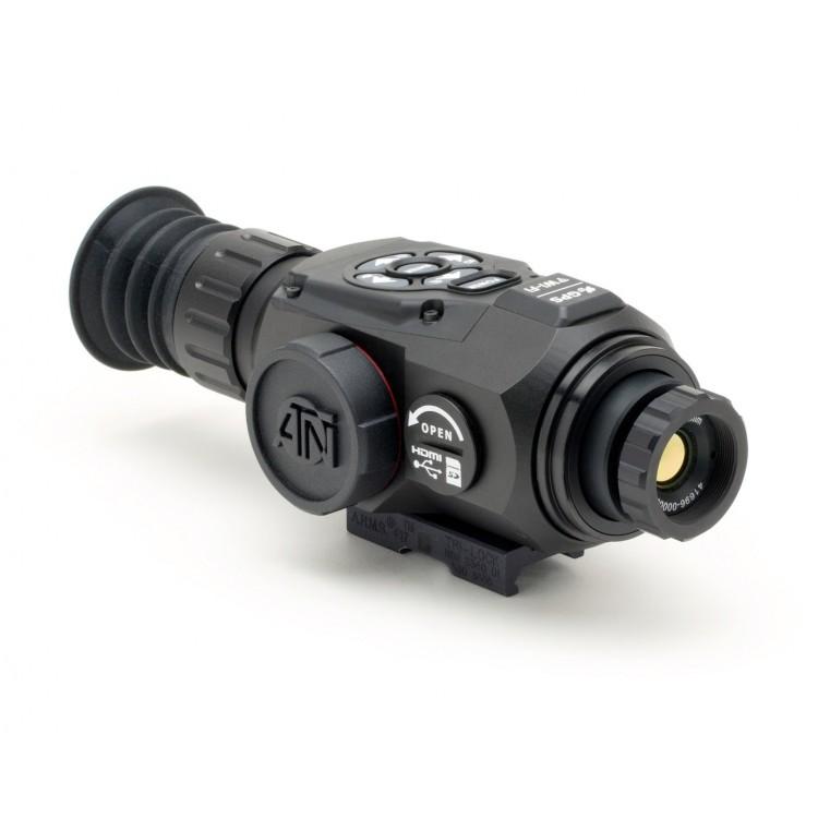 Цифровой тепловизионный монокуляр ATN OTS-HD 640 1 - 10X кабель для тонарма pro ject connect it phono 5p c 1 23 m