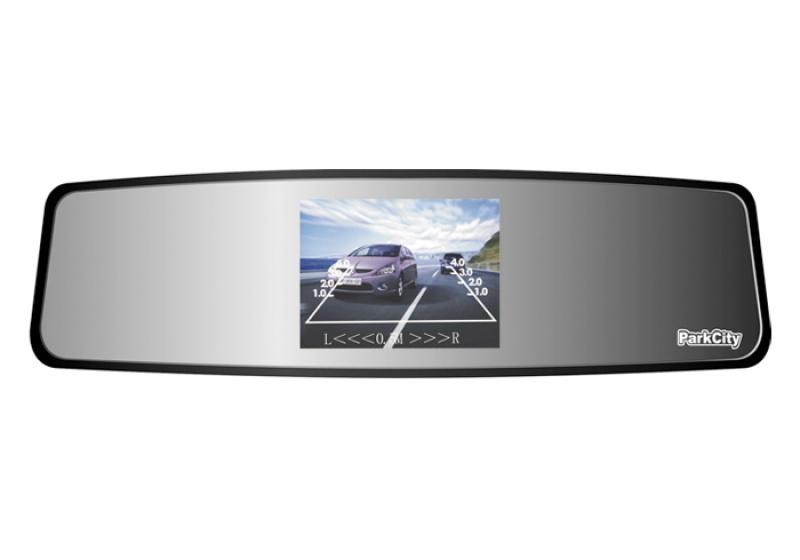 Зеркало заднего вида со встроенным монитором ParkCity PC-T35RC1