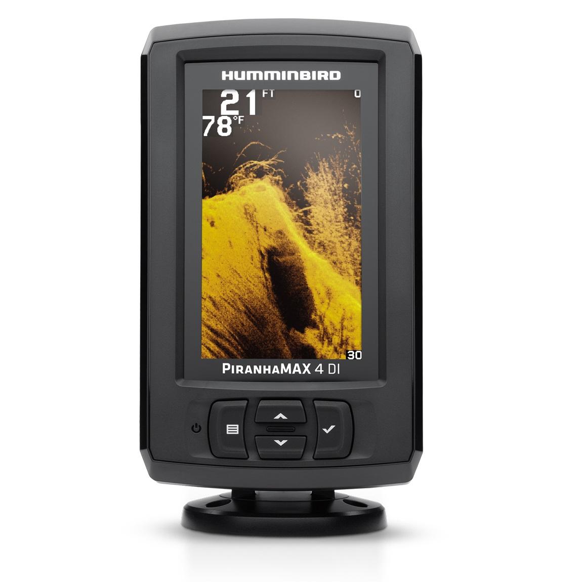 цена на Эхолот Humminbird PiranhaMAX 4 DI (+ Леска в подарок!)
