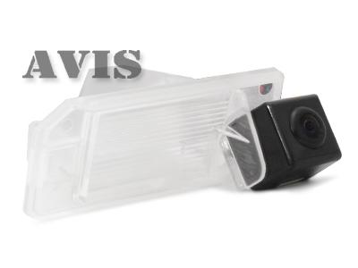 CMOS штатная камера заднего вида AVIS AVS312CPR для CITROEN C4 AIRCROSS (#056)