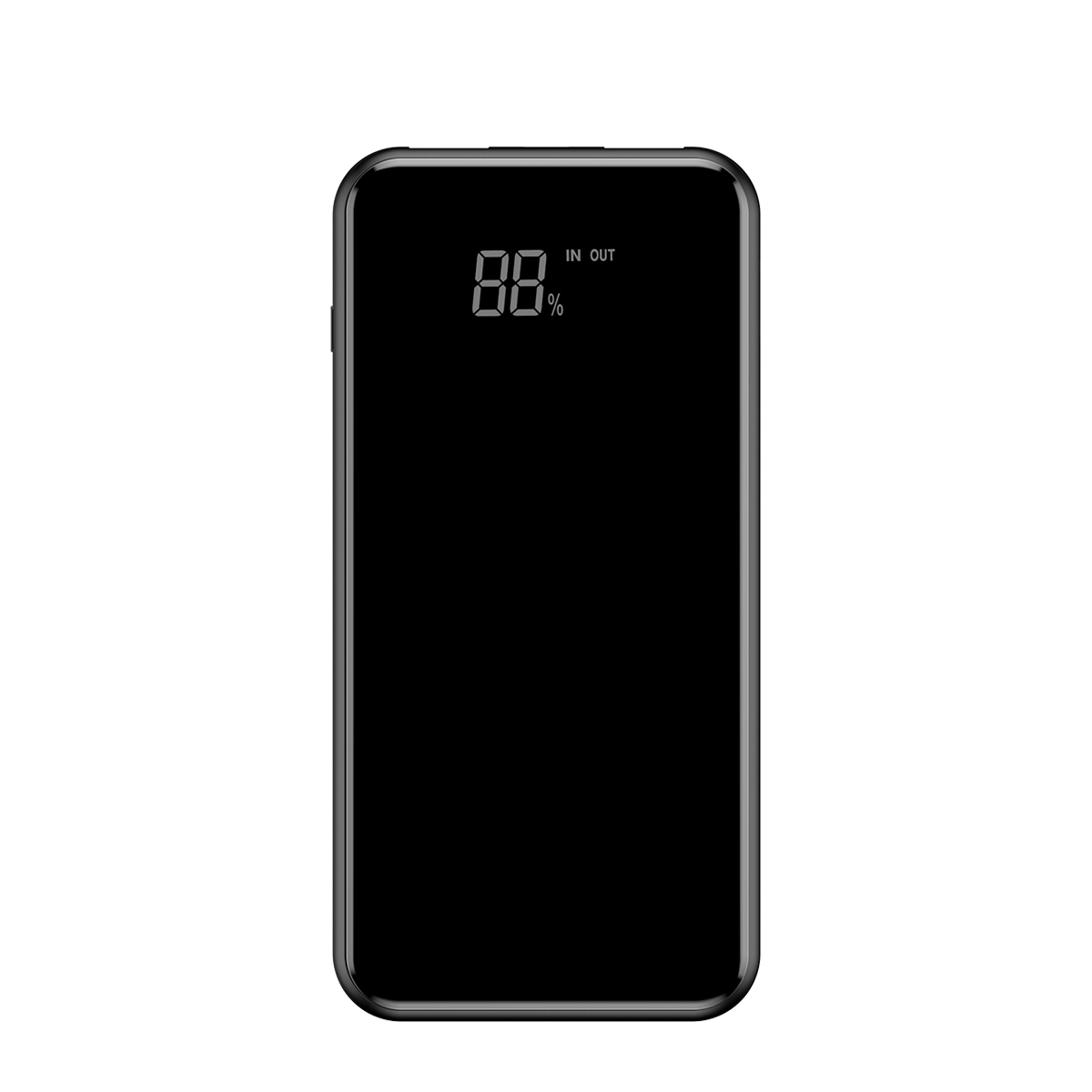 Портативное зарядное устройство Baseus full screen bracket wireless charge Power Bank 8000mAh black baseus timk series black aubasetk 01