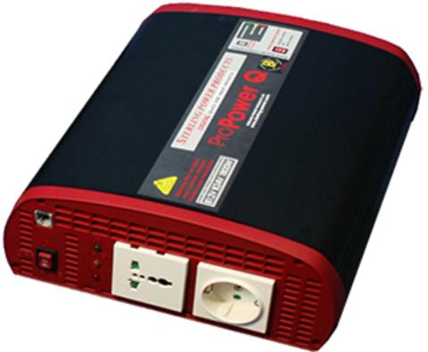 Картинка для Преобразователь напряжения автомобильный Sterling Power ProPower Q1800 I241800(24В > 220В, 1800Вт) (+ Салфетки из микрофибры в подарок)