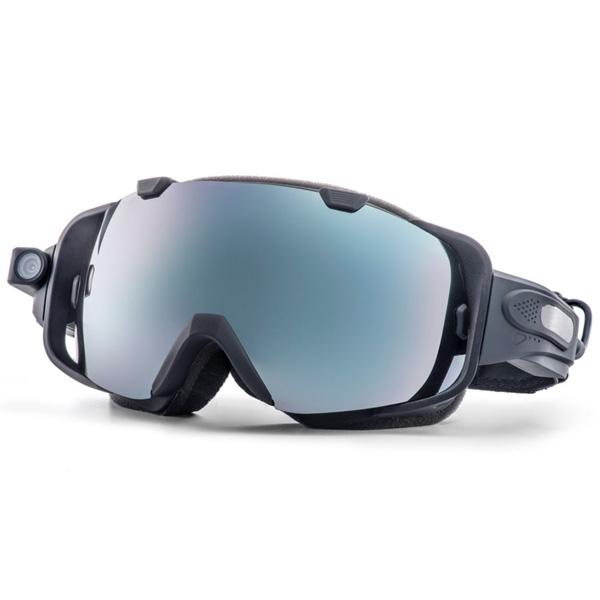 Горнолыжные очки Liquid Image LIC350 OPS Series Snow Goggle 720P (зеркальная линза)