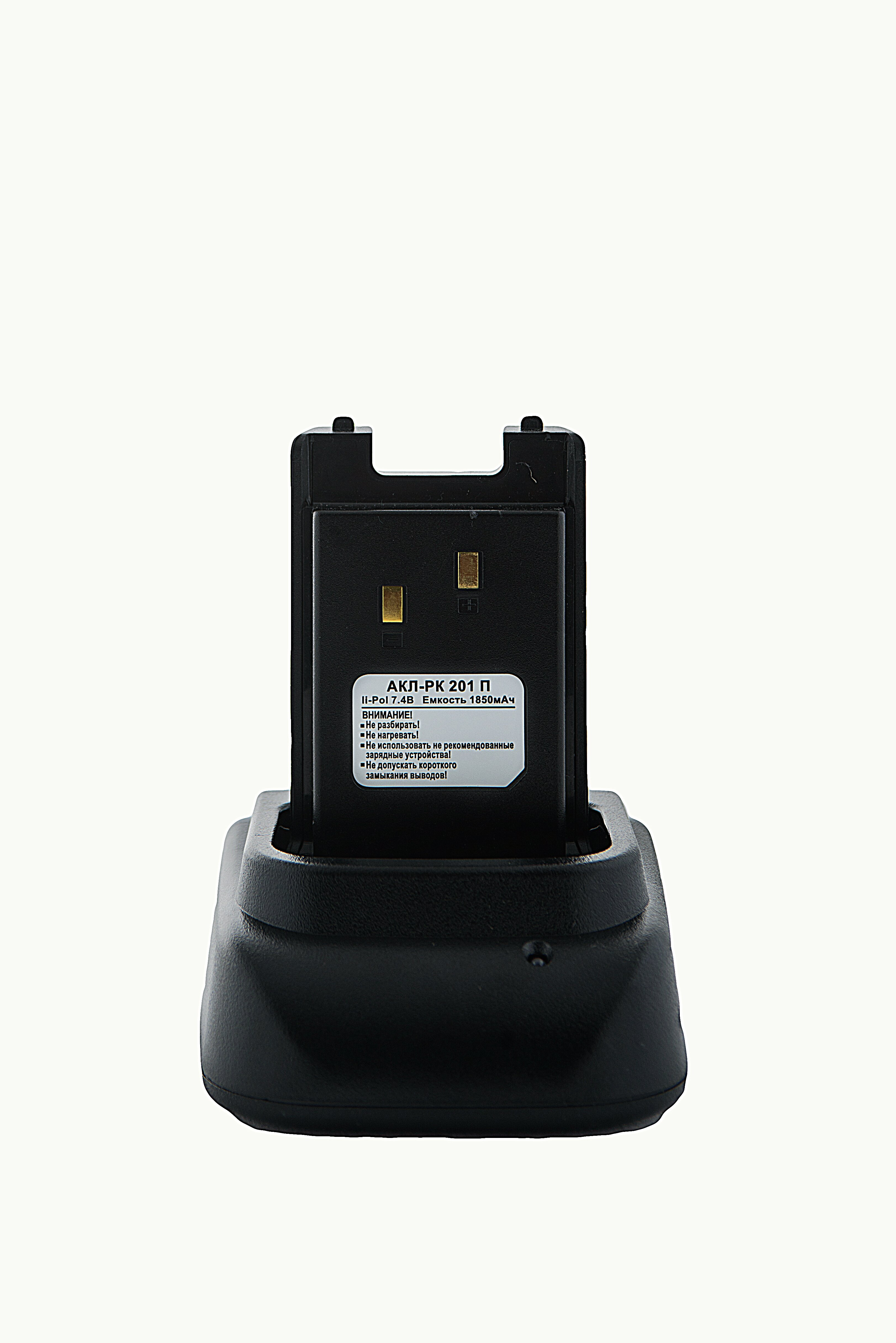 Аккумулятор для рации Терек РК201