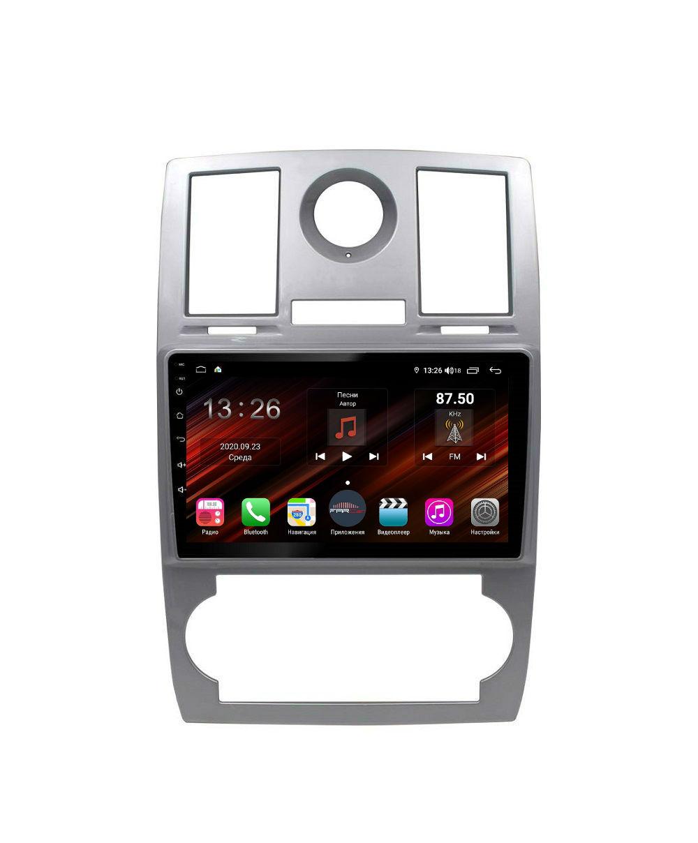 Штатная магнитола FarCar s400 Super HD для Chrysler 300C на Android (XH206R) (+ Камера заднего вида в подарок!)