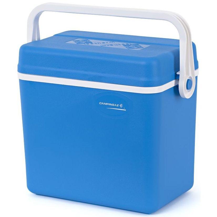 Контейнер изотермический Campingaz Isotherm 17лАвтохолодильники<br>Контейнер изотермический Campingaz ISOTHERM 17L (цвет синий, объём 17L, время хранения продуктов с аккумулятором холода до 20.5ч, размер 39х46х27.5sm, вес 2.1кг)