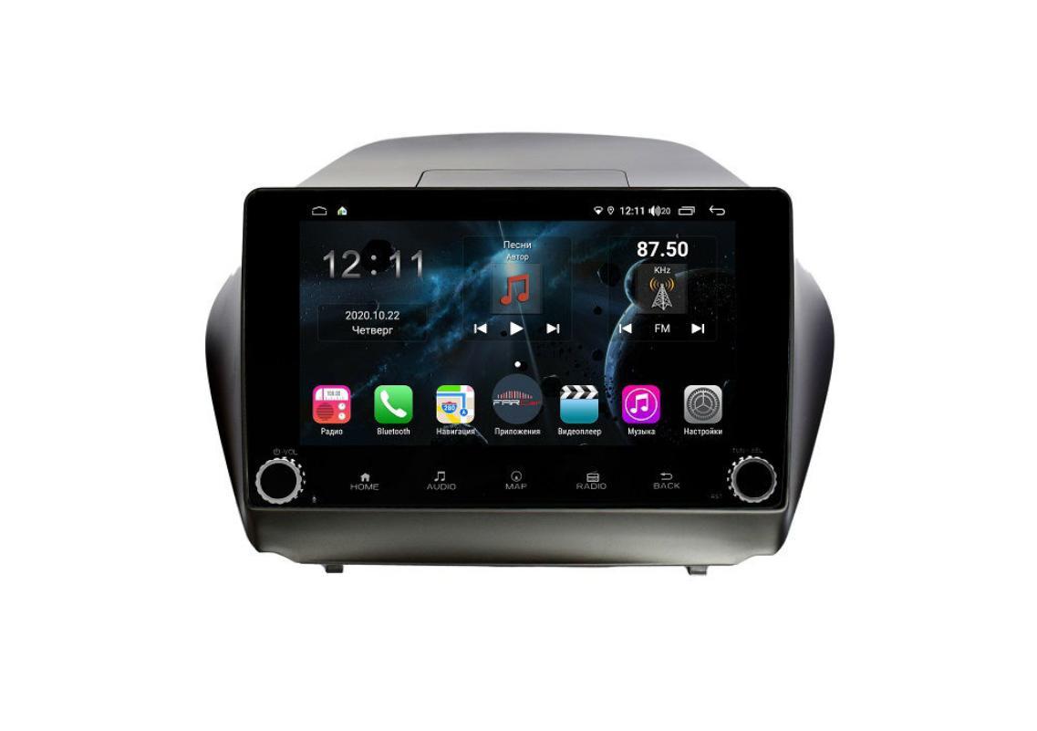 Штатная магнитола FarCar s400 для Hyundai ix35 на Android (H361RB) (+ Камера заднего вида в подарок!)
