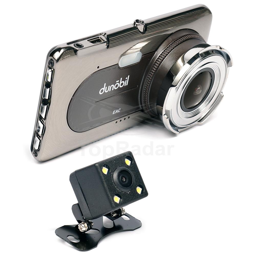 Двухканальный видеорегистратор Dunobil Zoom Ultra Duo