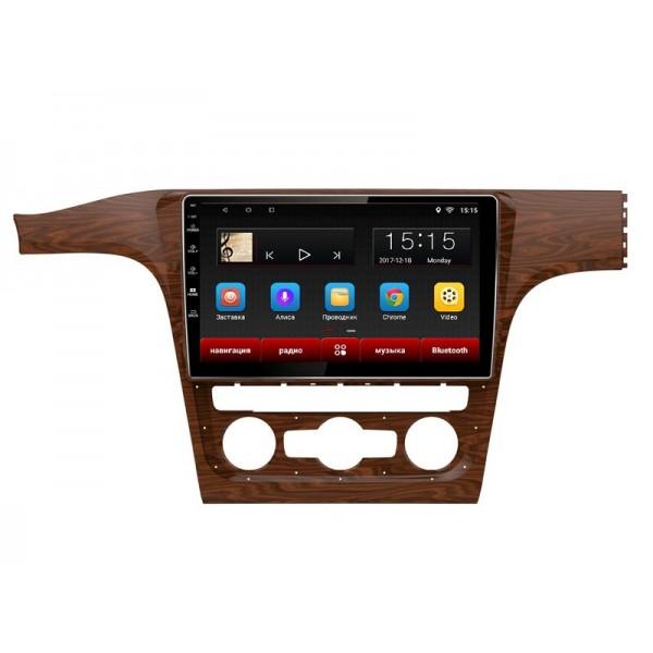 Головное устройство Subini VW903 с экраном 9 для Volkswagen Passat (2010-2014) (+ Камера заднего вида в подарок!).