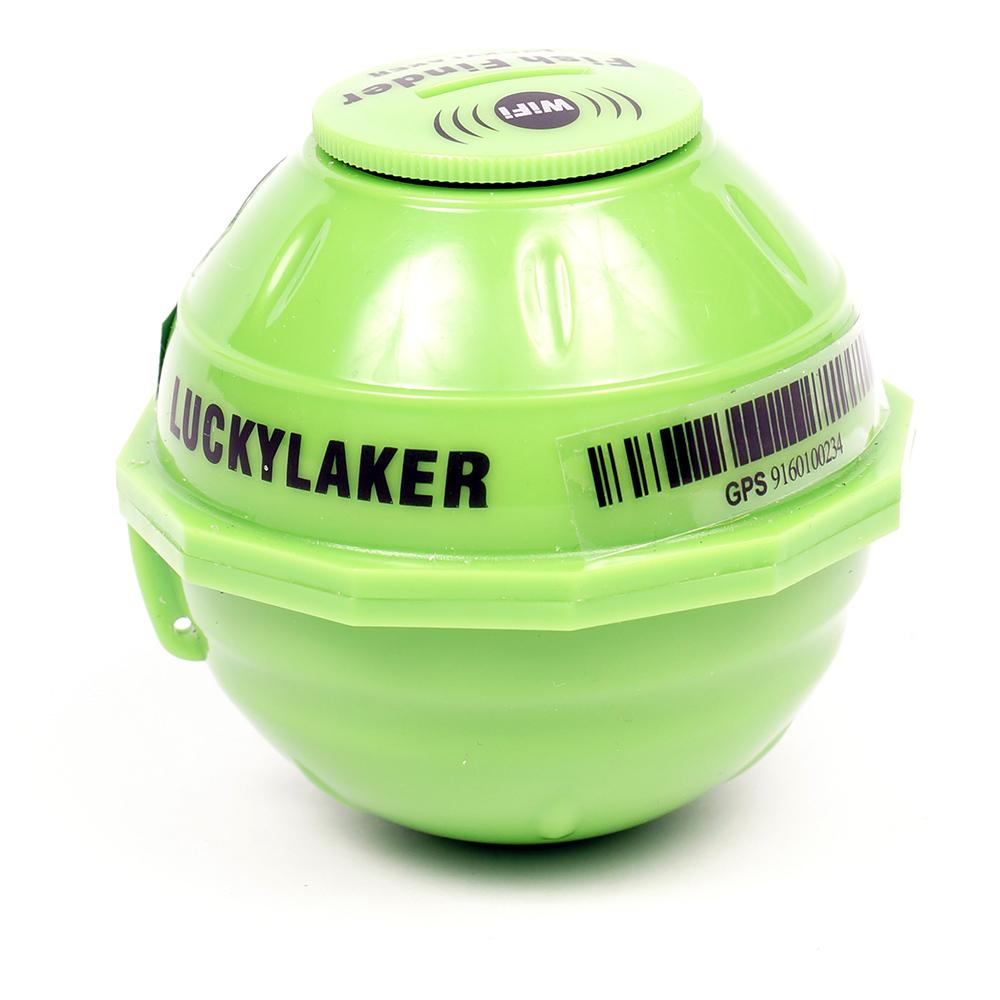 Эхолот Lucky Laker FF916 Wi-Fi (+ Леска в подарок!)