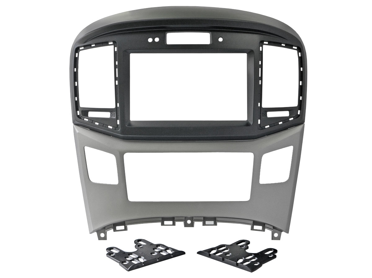 Переходная рамка Intro RHY-N48 для Hyundai H1 Starex (проем под часы) переходная рамка intro rhy n09 для hyundai elantra 07 10 avante 2din воздуховод