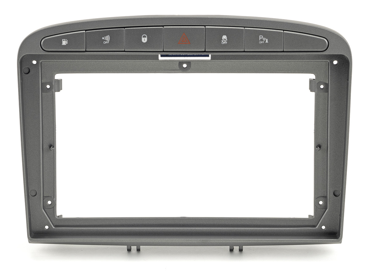 Переходная рамка Intro RFR-FC243 для XTA PEUGEOT 308, 408 GRAY, 9
