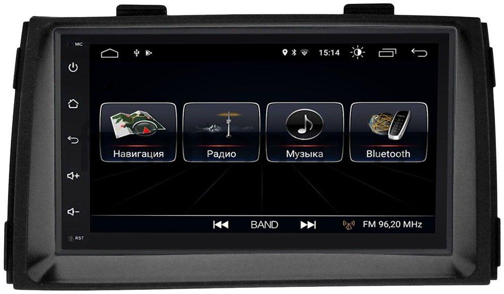 Штатная магнитола LeTrun 2159-RP-KISRd-28 для Kia Sorento II (2009-2012) Android 8.0.1 MTK-L (+ Камера заднего вида в подарок!)