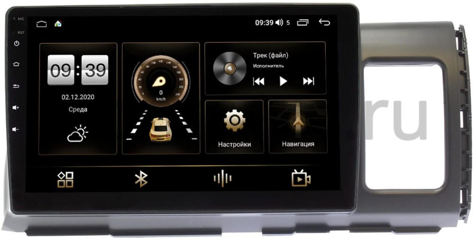 Штатная магнитола Toyota Wish I 2003-2009 LeTrun 4165-10-1141 на Android 10 (4G-SIM, 3/32, DSP, QLed) (+ Камера заднего вида в подарок!)