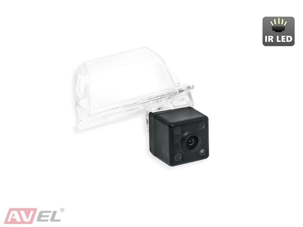 CMOS ИК штатная камера заднего вида AVS315CPR (#131) для автомобилей FORD/ JAGUAR