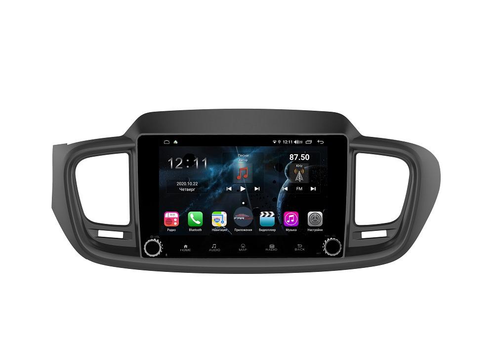 Штатная магнитола FarCar s400 для KIA Sorento Prime 2015+ на Android (H442RB) (+ Камера заднего вида в подарок!)