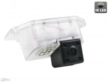 CMOS ИК штатная камера заднего вида AVS315CPR (#059) для автомобилей MITSUBISHI фото