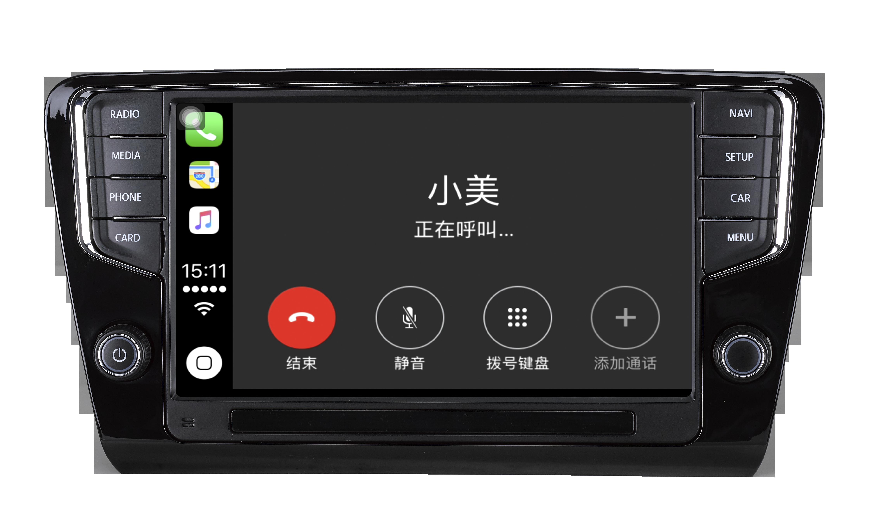 Штатная магнитола Carmedia MIB-3914 SKODA Octavia A7 2013+ на Android 6.0