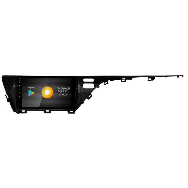 Штатная магнитола Roximo S10 RS-1129 для Toyota Camry v70 (Android 8.1) Low (+ Камера заднего вида в подарок!)