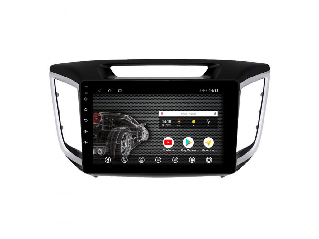 Головное устройство vomi ST2827-T3 для Hyundai Creta 2016+ (+ Камера заднего вида в подарок!)