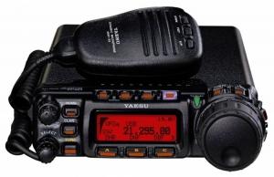 Мобильная радиостанция Yaesu FT-857 (Официальный дилер в России)