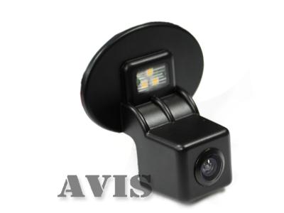 CMOS штатная камера заднего вида AVIS AVS312CPR для KIA CERATO II (2009-2012) / VENGA (#031) cmos штатная камера заднего вида avis avs312cpr для kia cerato ii 2009 2012 venga 031