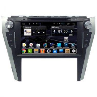 Штатная магнитола DayStar DS-7044HD Toyota Camry V55 2014+ ANDROID 7.1.2 (8 ядер, 2Gb ОЗУ, 32Gb памяти) автомагнитола iq navi t58 2926 toyota corolla xi e160 restyle 2016 android 7 1 2 octa core 8 ядер 9