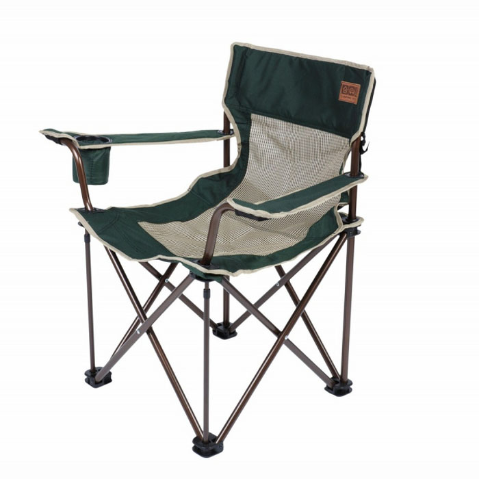 Кресло Camping World Companion S (цвет зелёный)
