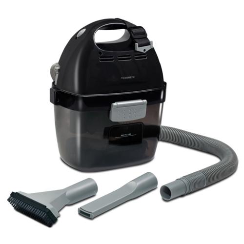 Аккумуляторный пылесос Dometic PowerVac PV100 (12/220В/АКБ, 90Вт, циклон, влажная и сухая уборка)