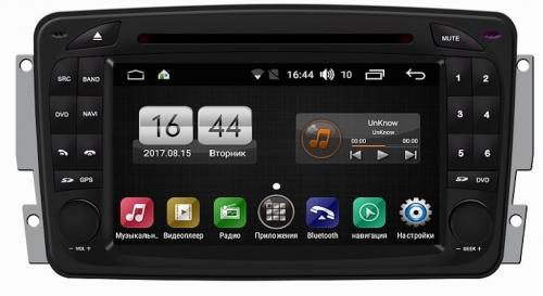 Штатная магнитола FarCar s170 для Mercedes Benz C, CLK, G, Vito, Vaneo, Viano на Android (L171) катушка зажигания для mercedes benz w168 a140 a160 a190 vaneo 0221503033 a0001501380