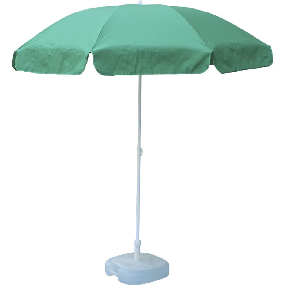 Зонт Митек ПЭ-200/8 (22/25х3,2) зеленый