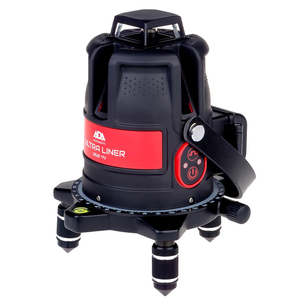 цена на Лазерный уровень ADA ULTRALiner 360 2V