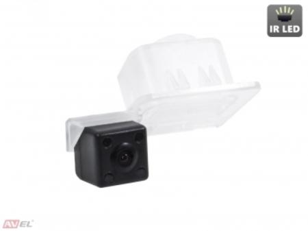 CMOS ИК штатная камера заднего вида AVS315CPR (#188) для автомобилей KIA
