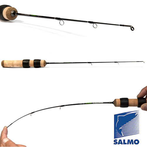 Удилище зимнее Team Salmo PERCH 45см salmo perch f 08 rr