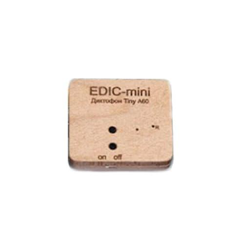 Диктофон Edic-mini TINY S A60-300h (+ Антисептик-спрей для рук в подарок!)