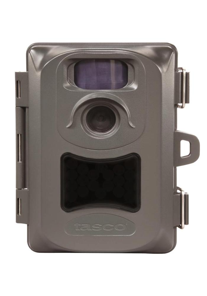 Фотоловушка TASCO 2-5MP 18 NO-GLOW BLACK LED TRAIL CAMERA (+ Карта памяти в подарок!)