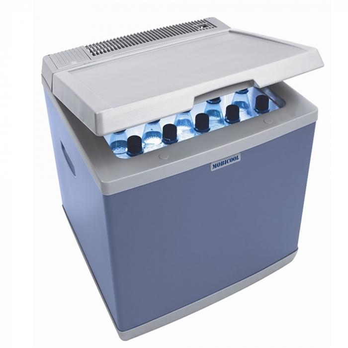 Автохолодильник гибридный Mobicool B40 AC/DC Hybrid (+ Четыре аккумулятора холода в подарок!) термоэлектрический автохолодильник avs cc 24wbc аккумуляторы холода в подарок page 4