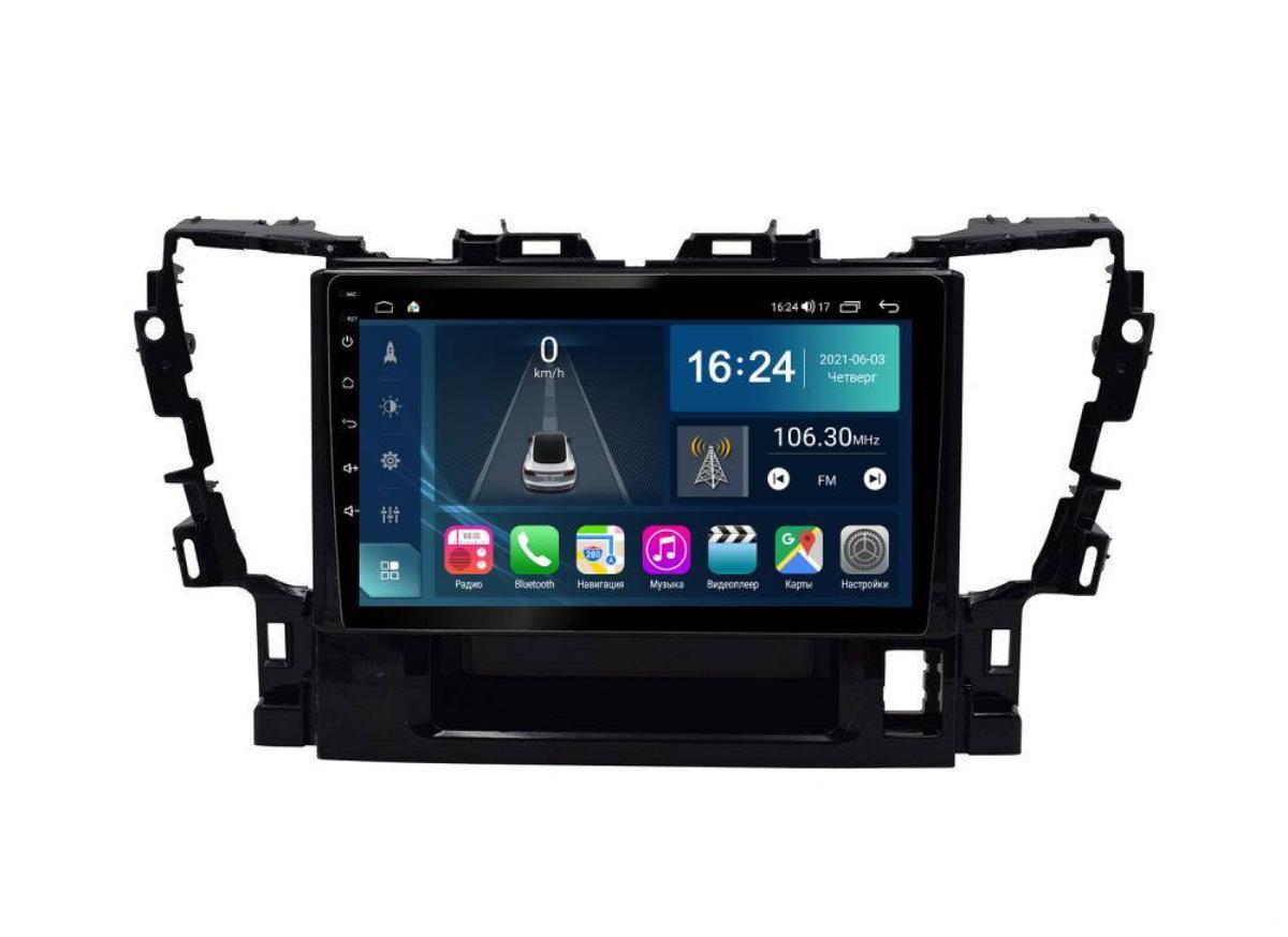 Штатная магнитола FarCar s400 для Toyota Alphard на Android (TG564M)