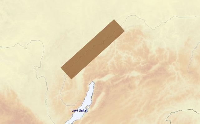 Карта C-MAP RS-N503 - Лена: Усть-Кут - Витим