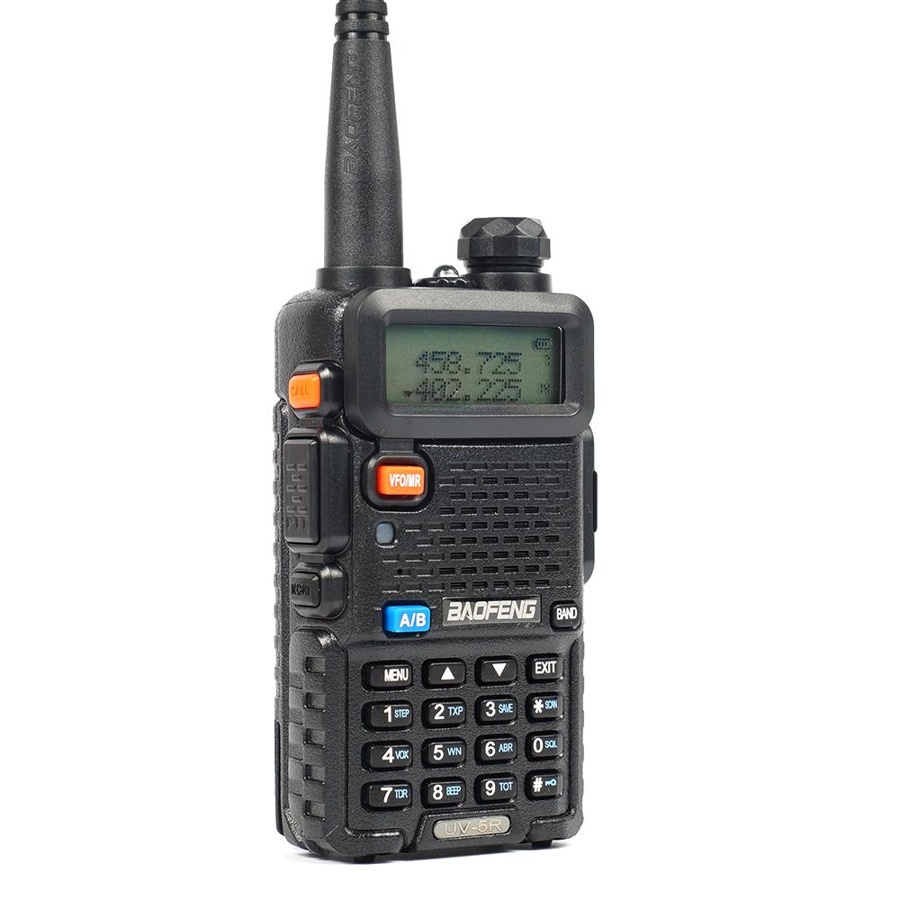 Портативная рация Baofeng UV-5R аксессуары для раций baofeng 5r bf 888s usb kenwood uv 5r bf 888s radio usb