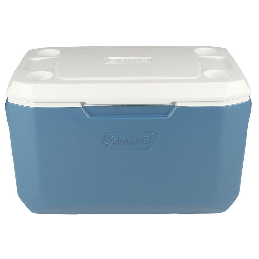 Контейнер изотермический Coleman 70 QUART XTREME (66.2 л) BLUE контейнер изотермический campingaz isotherm 17l цвет синий объём 17l время хранения продуктов с аккумулятором холода до 20 5ч размер 39х46х27