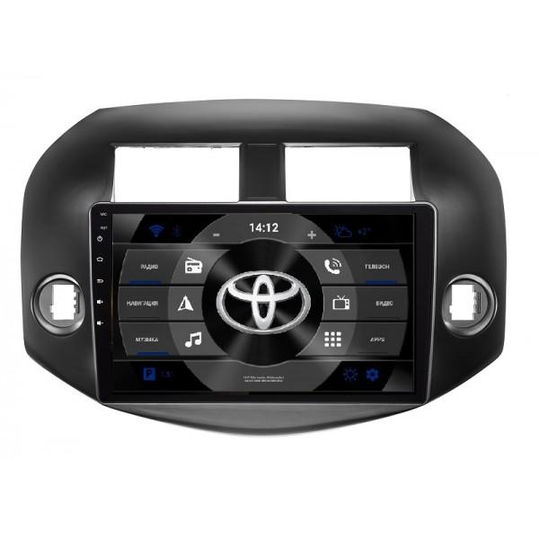 Головное устройство Subini TOY104 с экраном 102 для Toyota Rav 4 III 2005 - 2012 (+ Камера заднего вида в подарок!).